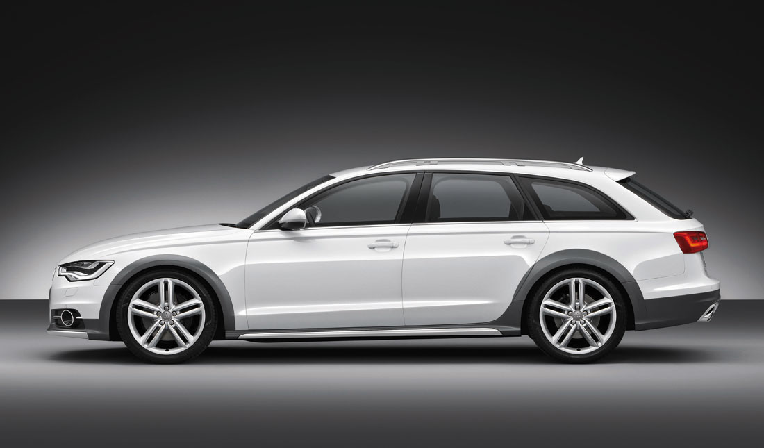 Audi A6 Allroad 2012 Cartype