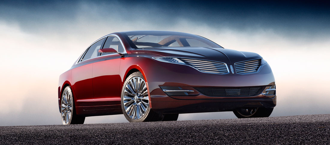 Lincoln MKZ : 2012 | Cartype