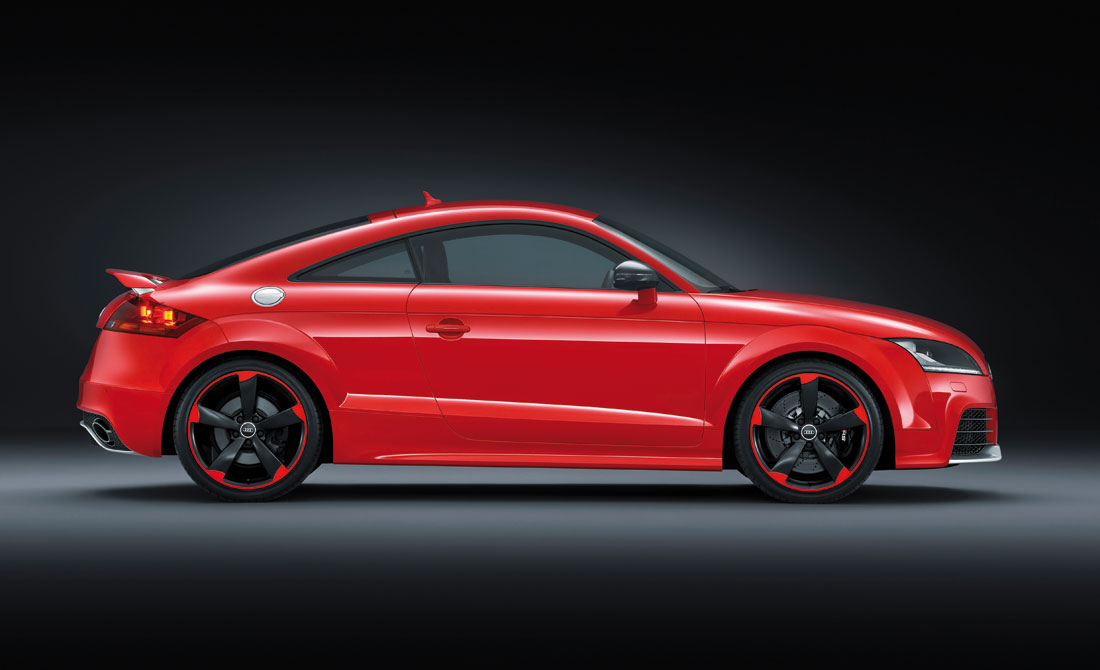 Audi Tt Rs Plus Coupe 2012 Cartype