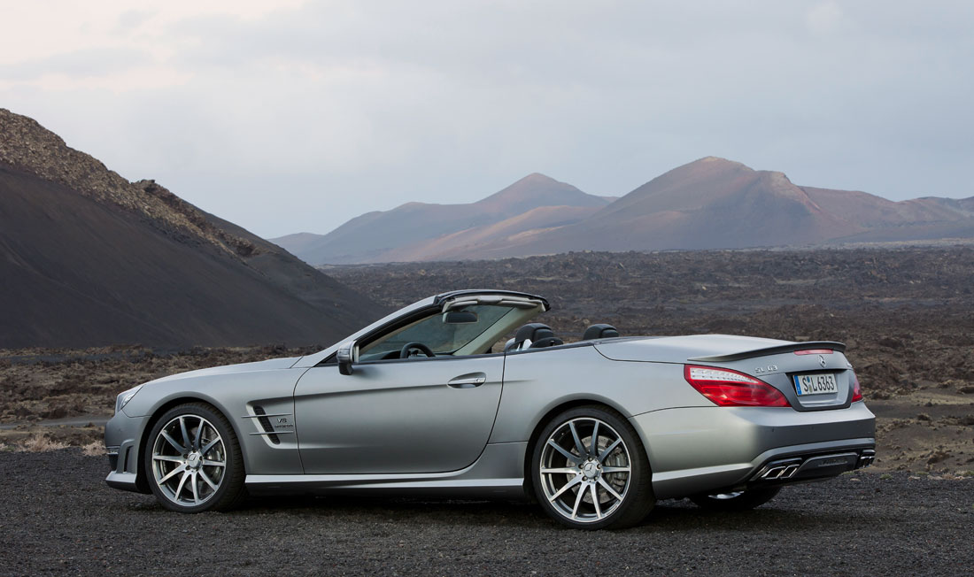 Mercedes benz sl 63 amg roadster 2013 cartype for Mercedes benz sl amg price