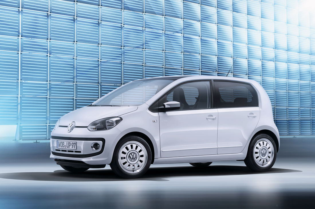 2012 Volkswagen Up! Four-Door