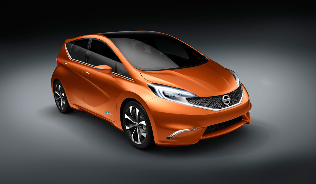 2012 Nissan Invitation concept