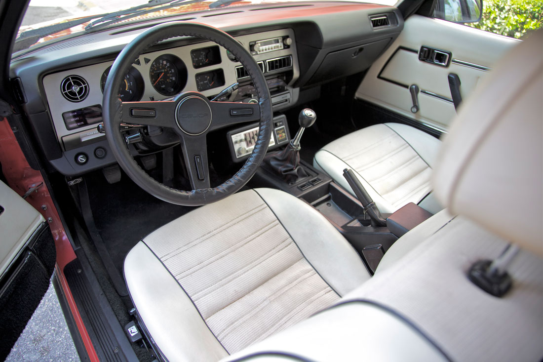 Toyota Celica Usgp 1980 Cartype Ford Custom Interior
