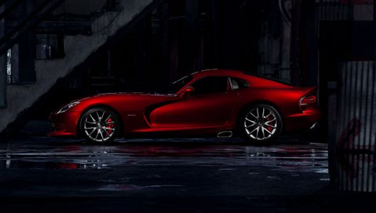dodge viper srt coupe 11 13