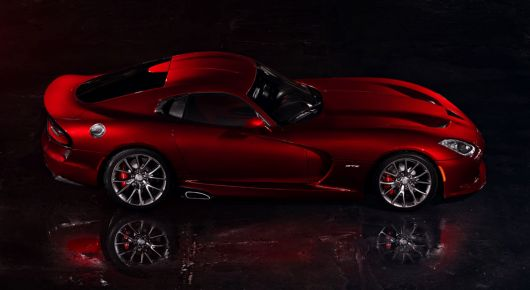 dodge viper srt coupe 12 13