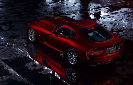 dodge viper srt coupe 13 13