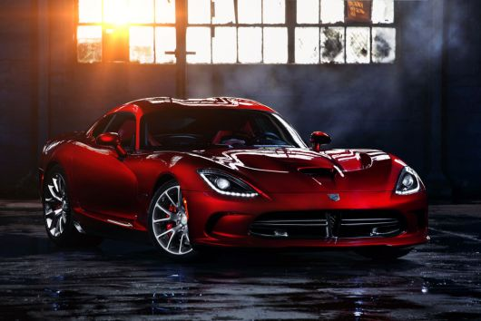 dodge viper srt coupe 1 13