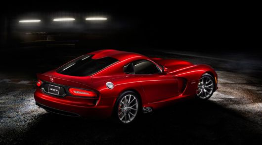 dodge viper srt coupe 4 13