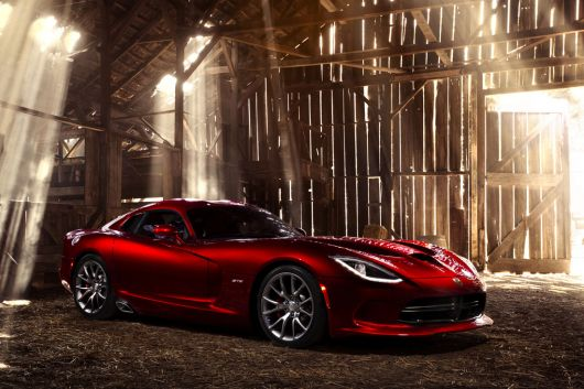 dodge viper srt coupe 5 13