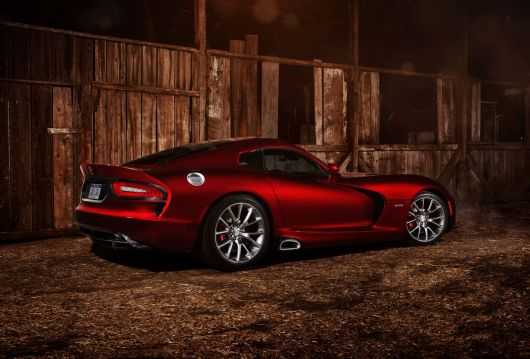 dodge viper srt coupe 9 13