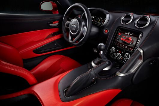 dodge viper srt coupe in11 13