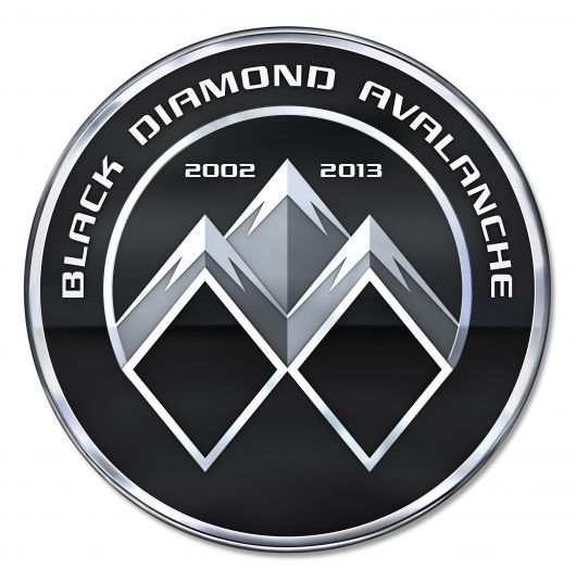 chevrolet black diamond avalanche emblem 13
