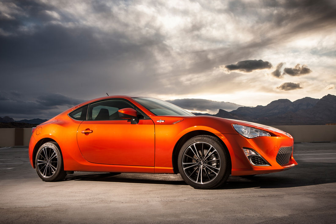 Scion Frs For Sale >> Scion FR-S Sports Coupe : 2013 | Cartype