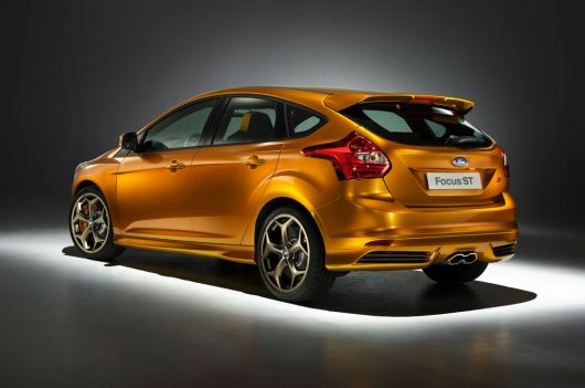 ford focus st 13 07