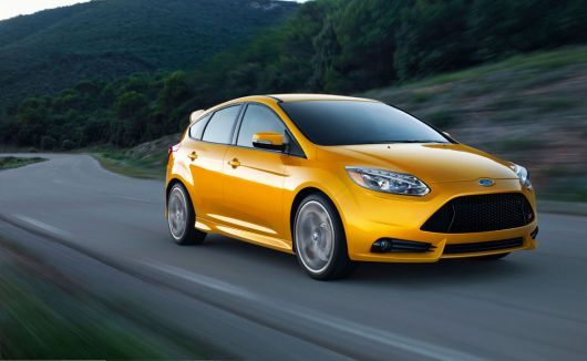 ford focus st 13 11