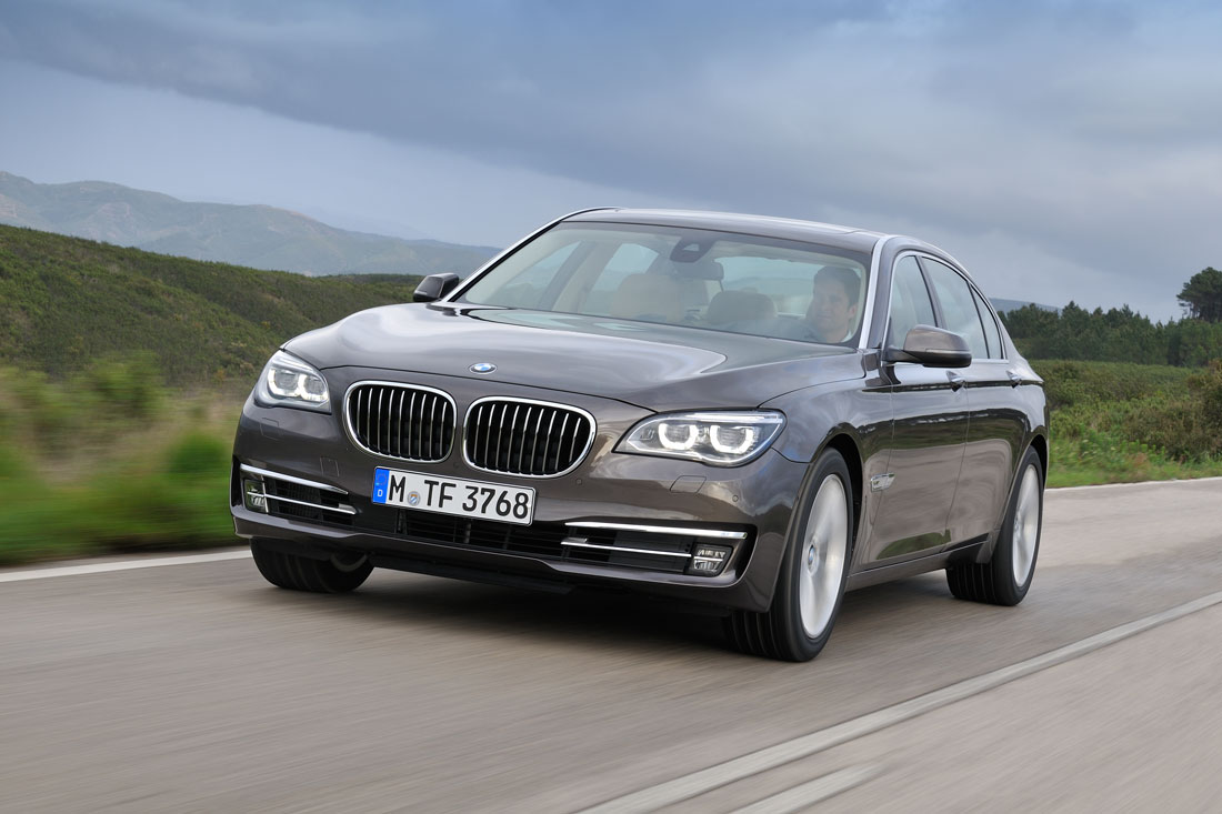 BMW 7 Series : 2013 | Cartype
