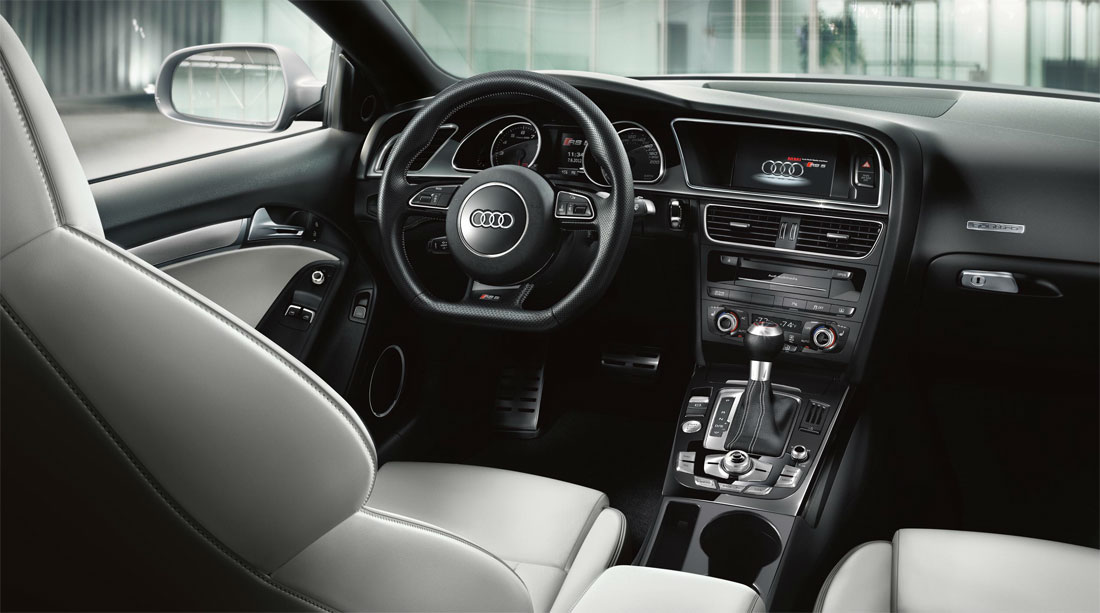 Audi Rs5 2012 Cartype